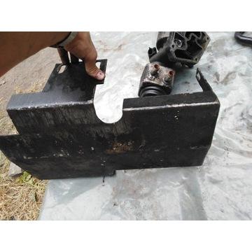 Stalowa osłona miski olejowej 1.9Tdi LEON,A3,GOLF4