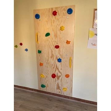Ścianka wspinaczkowa - na wymiar