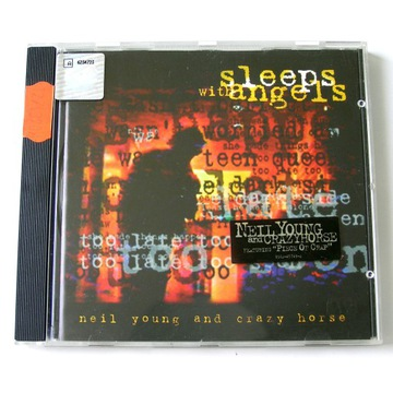 NEIL YOUNG AND CRAZY HORSE Sleeps With Angels