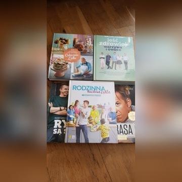 Książki z serii Kuchnia Lidla
