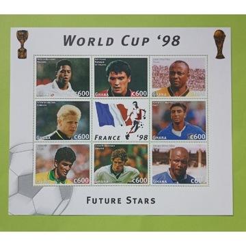 Ghana World Cup 98