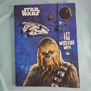 Teczka z gumką A4 Star Wars