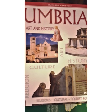 Książka UMBRIA - Art and History