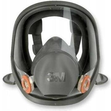 Maska pełnotwarzowa 3M 6800