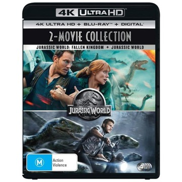 Jurassic World 1-2 4K UHD PL