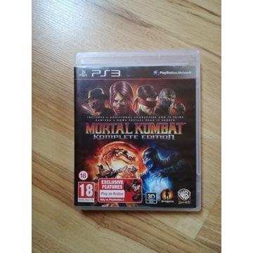 Mortal Kombat Komplete Edition PL / PS3