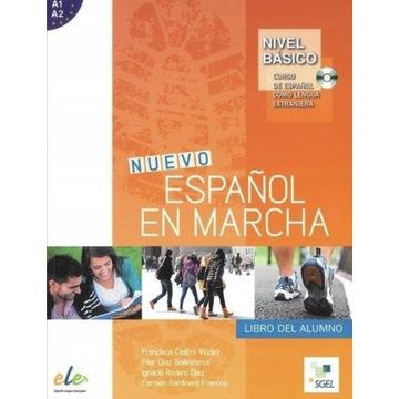 NUEVO ESPANOL EN MARCHA A1+A2 PODR+CD