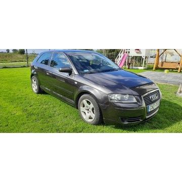 Audi a3 8P 2.0 Tdi DSG Lopatki !!!