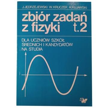 Zbiór zadań z fizyki t.2