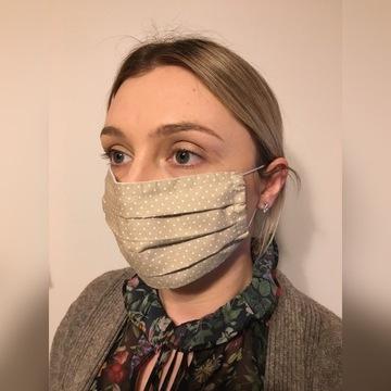 Maska maseczki -zestaw 5 sztuk
