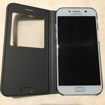 Smartfon Samsung A5 2017 32GB SM-A520W niebieski
