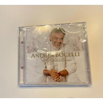 ANDREA BOCELLI - CHRISTMAS - CD NOWA FOLIA