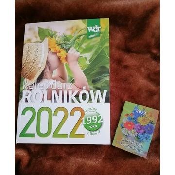 Kalendarz Rolników 2022 + Kieszonkowy 2022