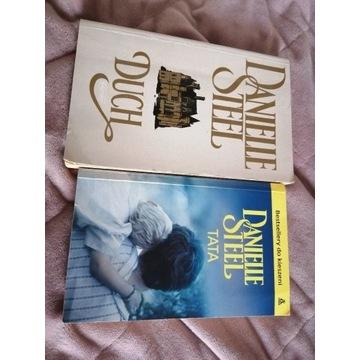 Danielle Steel Tata i Duch 2 książki