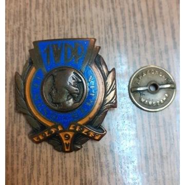 Odznaka 1 WDP Makowski