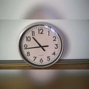 Zegar ścienny duży 55cm