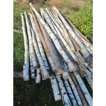 stemple budowlane 2,85 cm 250 szt