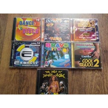Dance Disco Zestaw CD