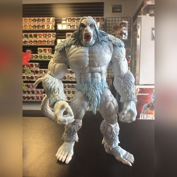 Marvel Legends Wendigo baf figurka lewa ręka