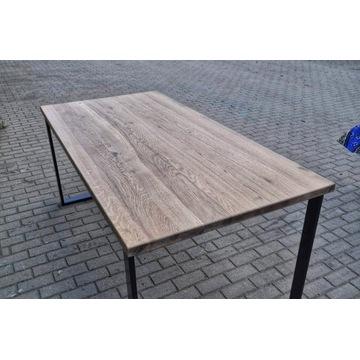 Rustykalny stół Industrialny 160 x 90