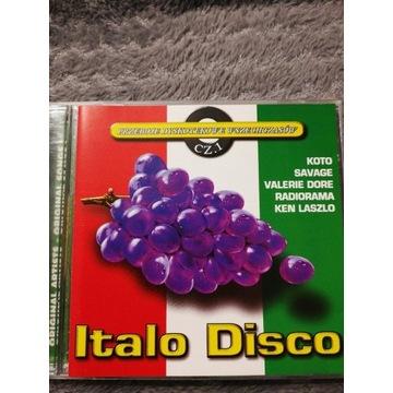 Italo disco Przeboje wczechczasów 1