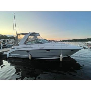 Jacht motorowy MONTEREY 335 600 KM łódź motorowa