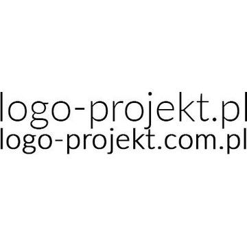 Dwie domeny: logo-projekt.pl i logo-projekt.com.pl