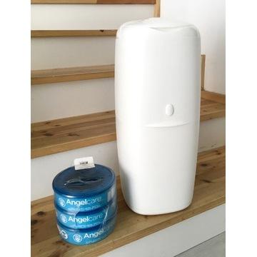 Angelcare - pojemnik na pieluchy + wkłady