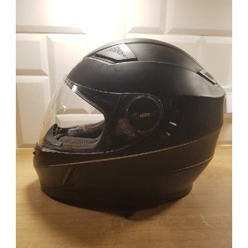 Kask motocyklowy Laser Bayamo Z-Line czarny r.M