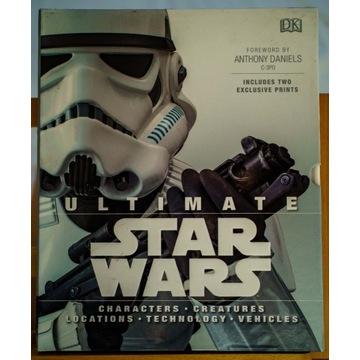 STAR WARS - Wojny Gwiezdne ALBUM DK