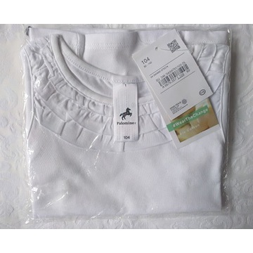 C&A bluzka koszulka bez rękawów r. 104