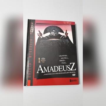Amadeusz książka + film DVD