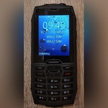 telefon My phone Hammer 4