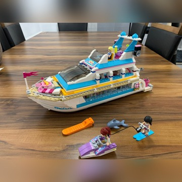 Klocki Lego 41015 Friends Statek Wycieczkowy