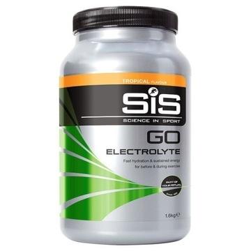 Napój SiS GO Electrolyte 1.6kg Tropical - izotonik