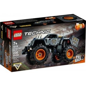 LEGO 42119 Technic - Monster Jam Max-D