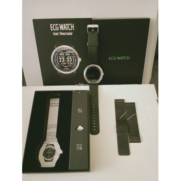 Smartwatch Zegarek ekg  Kalorie PPG