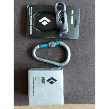 Zestaw wspinaczkowy kubek atc guide+hms+ magnezja