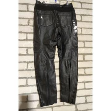 Damskie spodnie motocyklowe Richa SKÓRA TEX