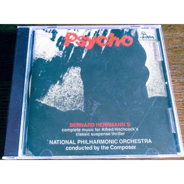 OST PSYCHO - PSYCHOZA - Bernard Herrmann