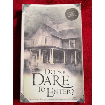 Do You Dare To Enter - Christopher Ransom