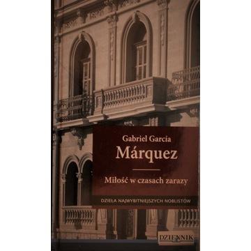 Gabriel Garcia Marquez - Miłość w czasach zarazy