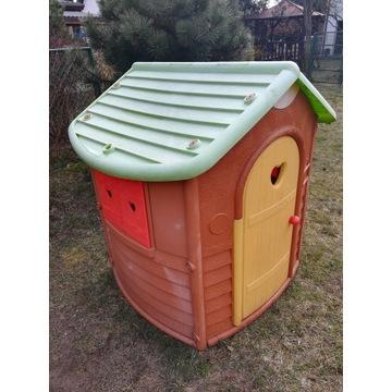 Domek ogrodowy dal dzieci  SMOBY - JURA LODGE