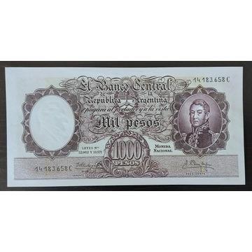 1000 Peso Argentyna  ( 1954-1968 )