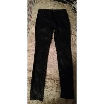 Spodnie z imitacji skóry Tally Weijl
