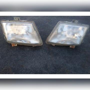 MERCEDES VITO 638 LAMPA P+L + SILNICZKI 2001 r