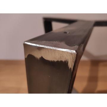 Stelaż stalowy, podstawa pod stolik