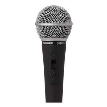 SHURE SM48S mikrofon