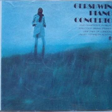 Taśma magnetofonowa =  Gershwin Piano Concerto