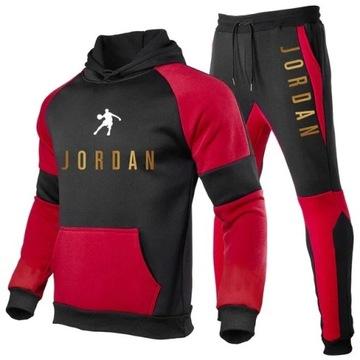 Dres męski kompletny Jordan XL